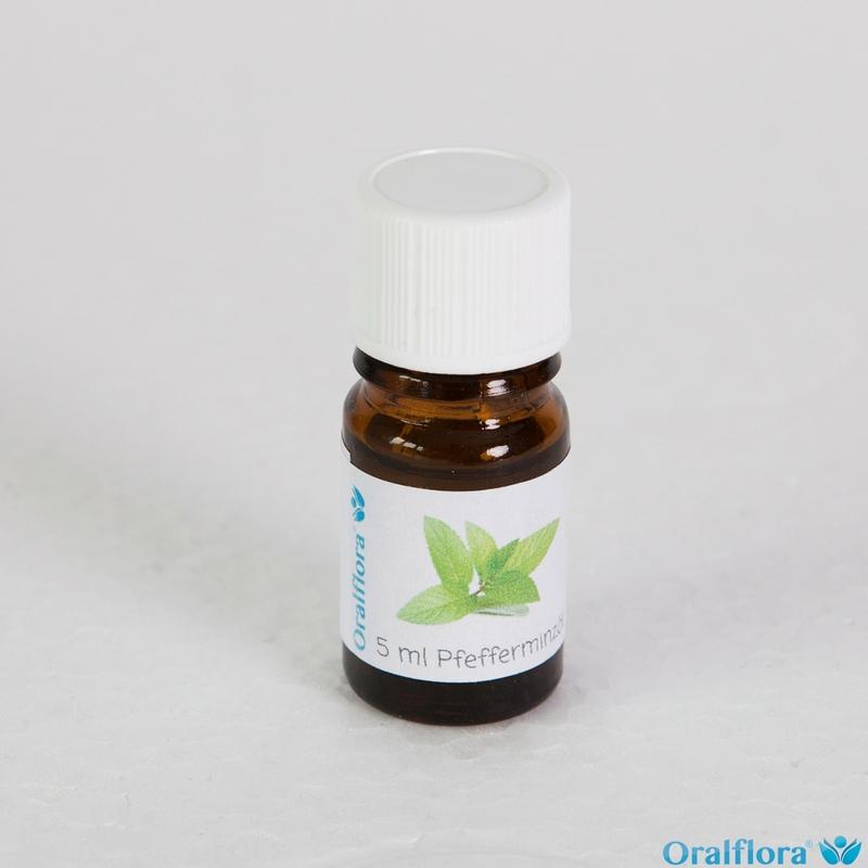 Oralflora® Pfefferminzöl -5 ml